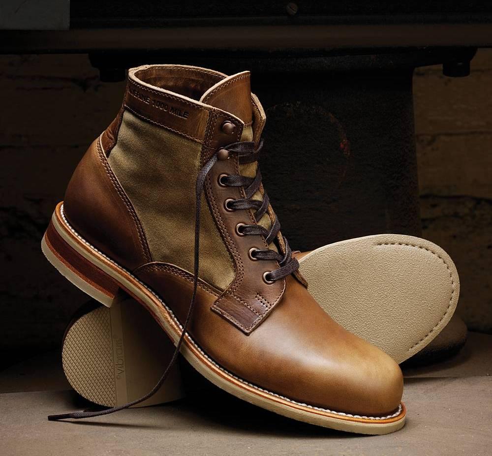 chaussures wolverine